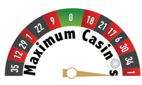Maximum Casinos Logo
