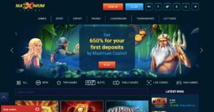 maximum casino welcome bonus (1)