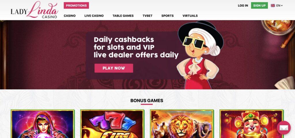lady linda casino